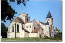 Eglise de Perrecy les Forges